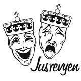 Logo til Jusrevyen