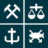 Logo til Norges Handelshøyskoles Studentforening (NHHS)