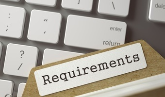 Requirements for international students