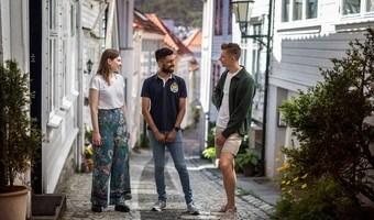 Guide til studiebyen Bergen