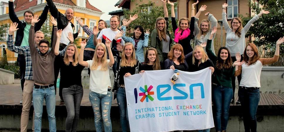 Erasmus Student Network Bergen