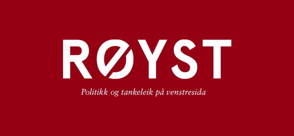 Tidsskriftet Røyst